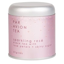 ***Par Avion Tea - Sparkling Rose