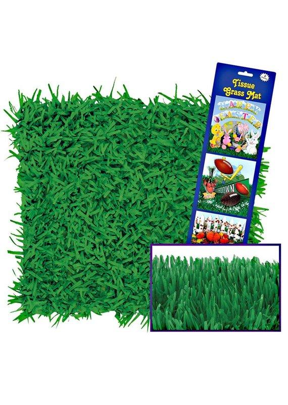 ****Tissue Grass Mats 2ct