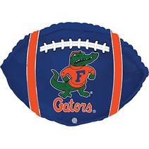 *Florida Gators Football 18in Mylar