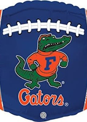 *Florida Gators Football 18in Mylar