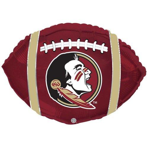 *FSU Seminoles Football Mylar Balloon