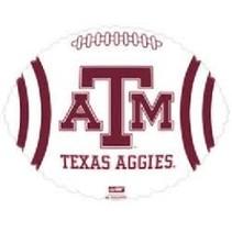 *Texas A & M Aggies Football Mylar Balloon