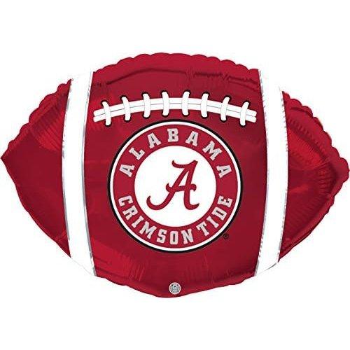 *University of Alabama Football Mylar Balloon