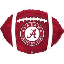 *Alabama Football Mylar Balloon