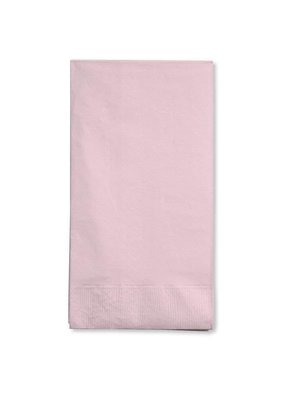 ***Classic Pink 3ply Guest Napkins 16ct