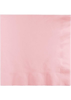 ***Classic Pink 3ply Dinner Napkins 25ct