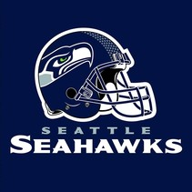 *Seattle SeaHawks Luncheon Napkins 16ct