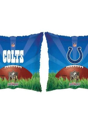 K. S. ***Indianapolis Colts Square Mylar Balloon