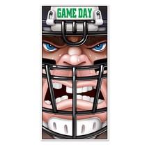 ***Football Player Door Cover