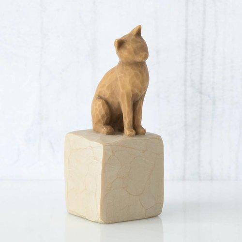 *Willow Tree Love My Cat (light)