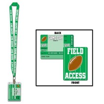 ***Game Day Party Pass