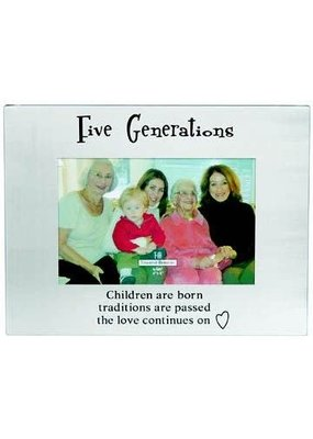 ***GANZ 5 Generations Picture Frame