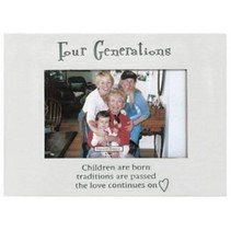 ***GANZ 4 Generations Picture Frame