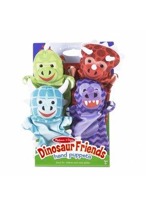 ***Hand Puppets Dinosaur Friends