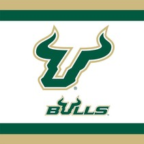 *USF Bulls Lunch Napkins 20ct