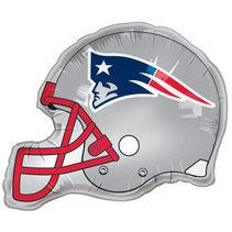 *New England Patriots Helmet Mylar Balloon