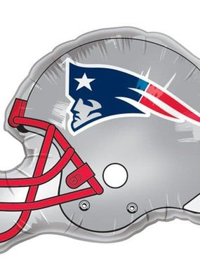 ***New England Patriots Helmet Mylar Balloon