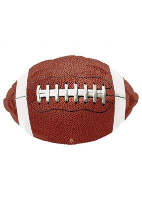 "***Football Shape Jumbo 31""x 20"" Balloon"
