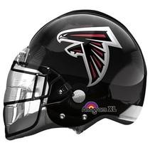 ***Atlanta Falcons Football Helmet Shape Balloon