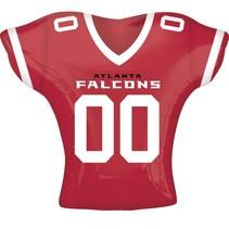 """*Atlanta Falcons Football Jersey Shape 24"""" Balloon"""