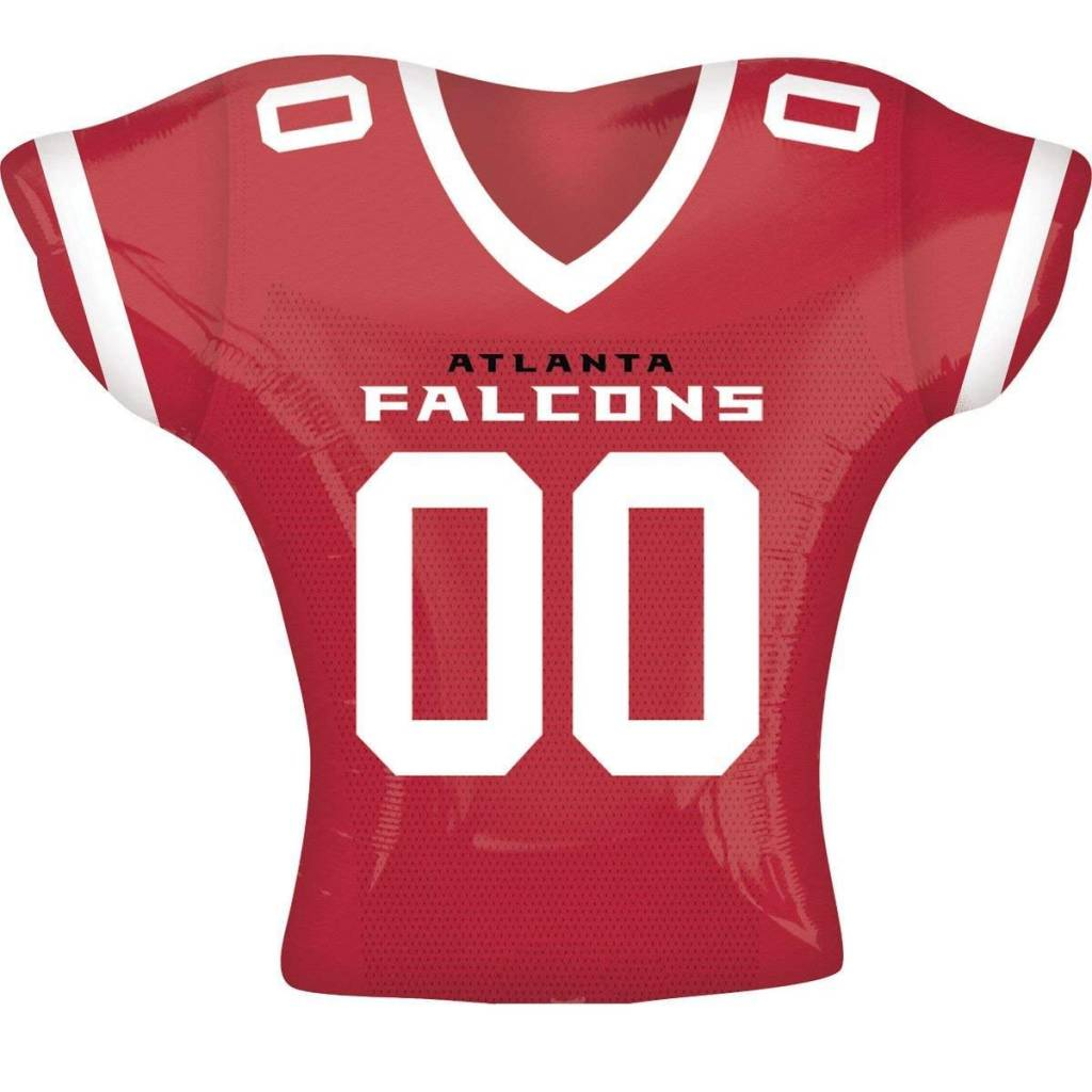 competitive price b616b 5ebc9 ***Atlanta Falcons Football Jersey Shape 24