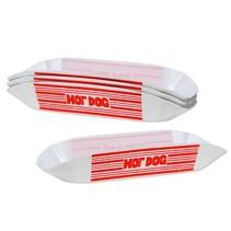 Plastic Hot Dog Trays