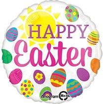 """***Easter Sunshine 18"""" Mylar Balloon"""