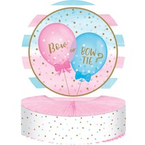 ***Gender Reveal Balloons Honeycomb Centerpiece