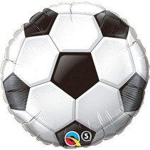 "***Soccer Ball Jumbo 36"" Mylar Balloon"
