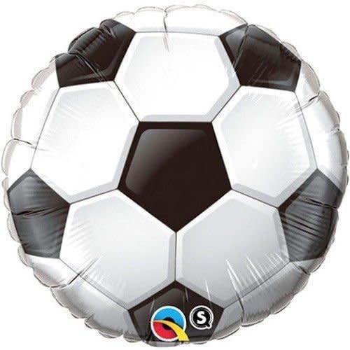 "*Soccer Ball Jumbo 36"" Mylar Balloon"