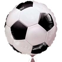 """*Soccer Ball 18"""" Mylar Balloon"""