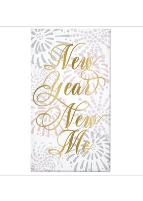 ***New Year New Me Guest Towels