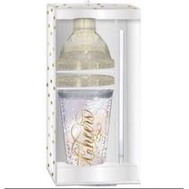 Cheers Acrylic Tumbler & Shaker Set