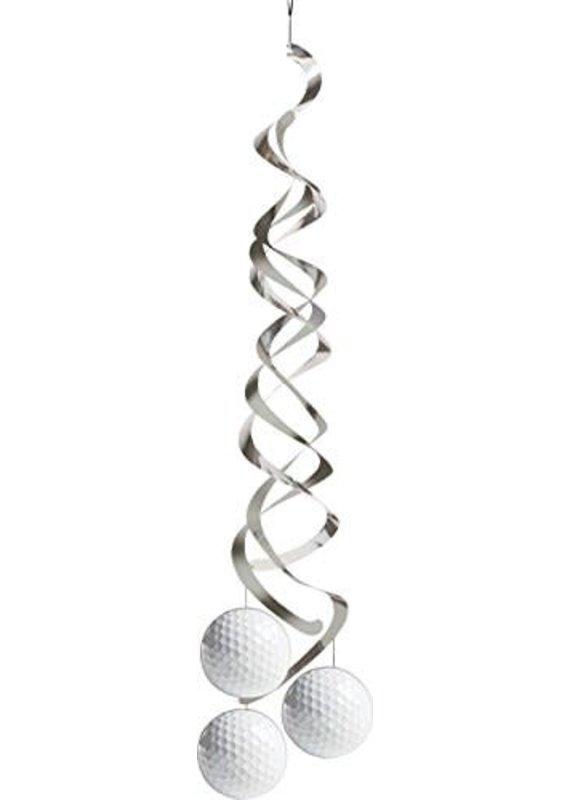 ****Sports Fanatic Golf Dizzy Danglers