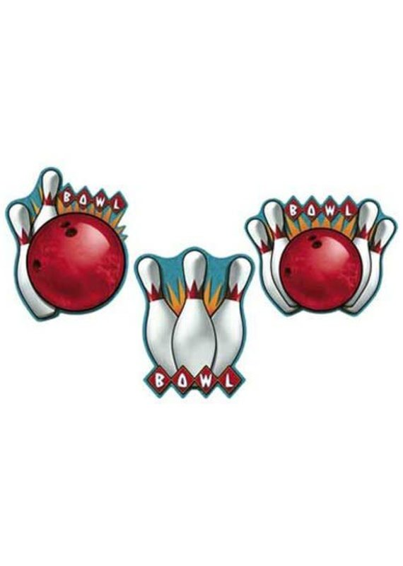 *It's A Strike! Bowling Wall Decorations