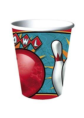 *It's a Strike! Bowling 9 oz Cups