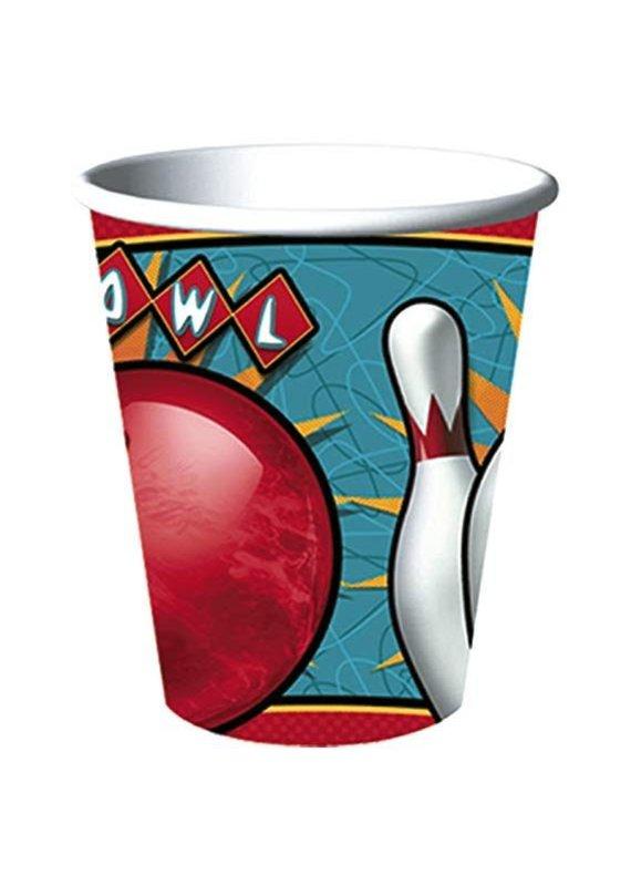 *****It's a Strike! Bowling 9oz Cups
