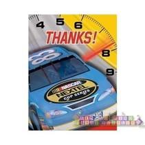 ***NASCAR Thank You Notes 8ct
