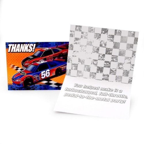 *NASCAR Thank You Notes