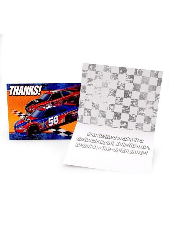 ****NASCAR Thank You Notes 8ct