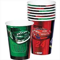 ***Nascar 9oz Cups