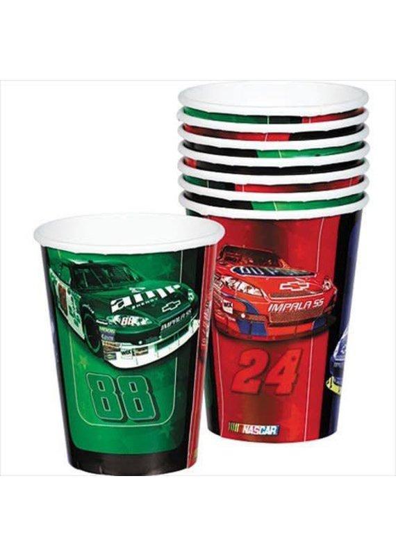 ****Nascar 9oz Cups 8ct