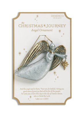 ***Good News Angel Ornament