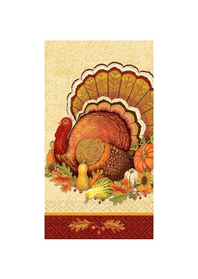 ***Give Thanks Guest Towel 16ct