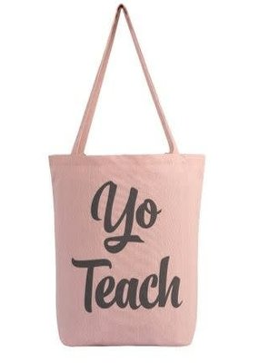 EverEllis ***Yo Teach Tote Bag