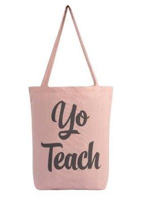 EverEllis ***Yo Teach Tote Bag