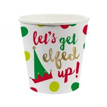 Get Elfed Up Paper Shot Cups