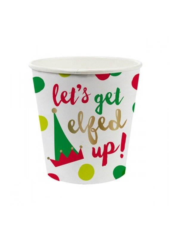 ***Get Elfed Up Paper Shot Cups