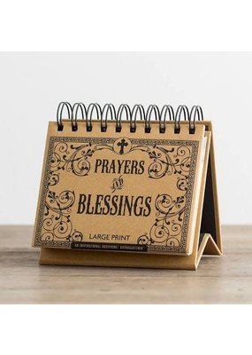 DaySpring ***Prayers and Blessings - Perpetual Calendar