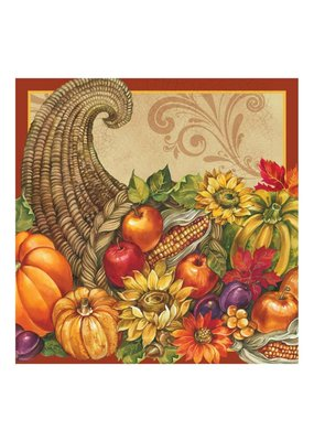 ***Bountiful Blessings Lunch Napkin